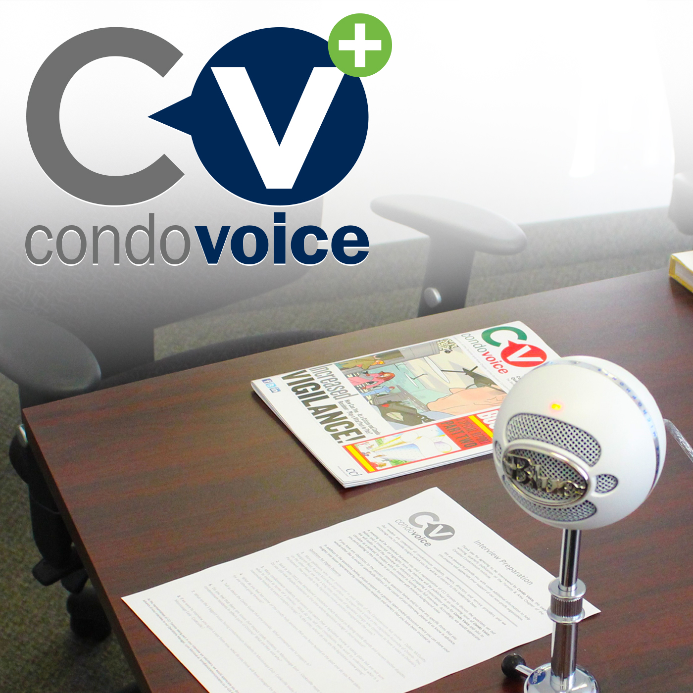 CCI-Toronto - CV+ Podcast, Winter 2015
