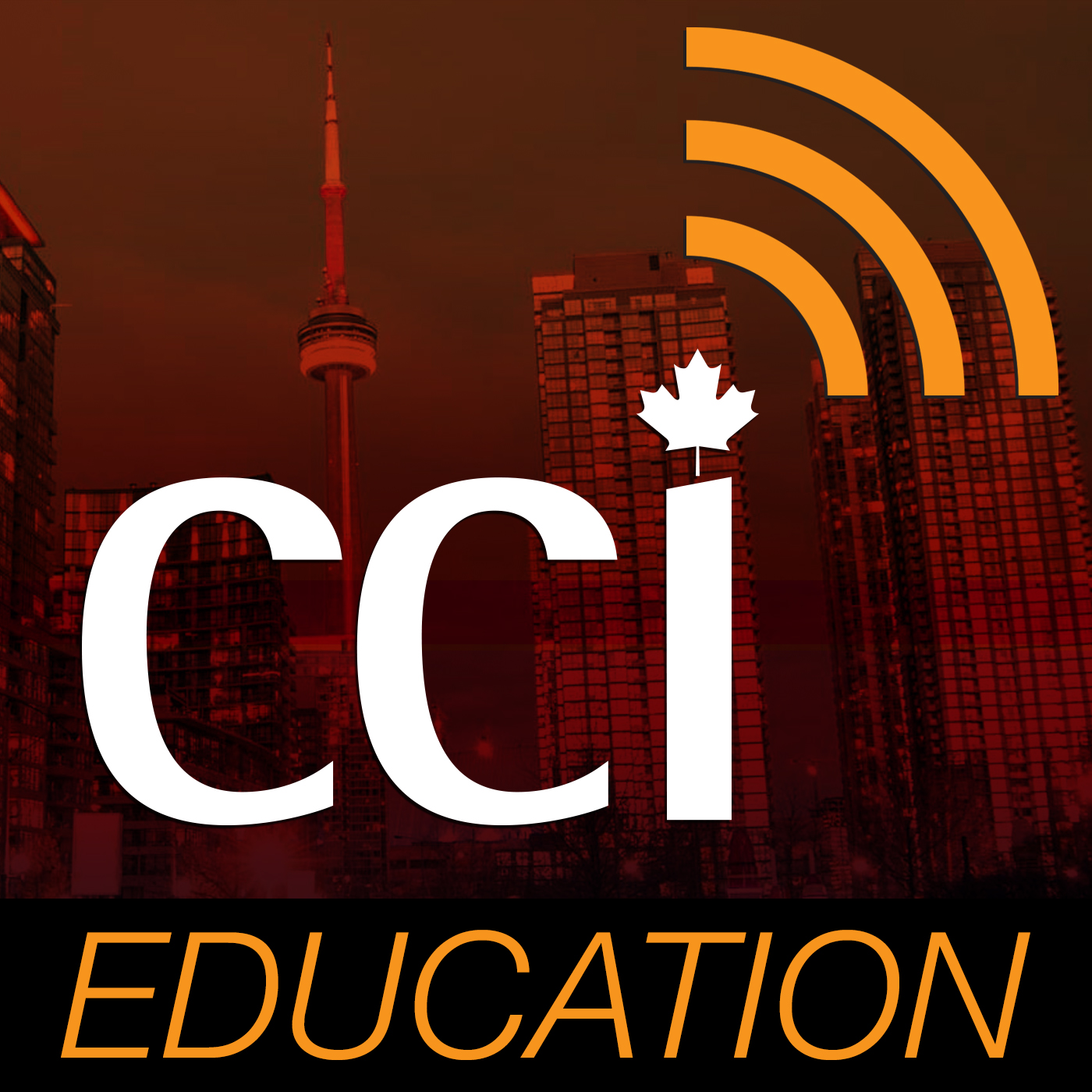 CCI-Toronto - Education Podcasts